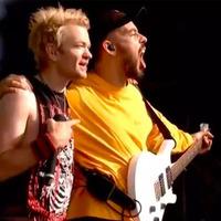 Mire nem jó a fesztiválszezon? - Mike Shinoda beugrott kicsit a Sum 41-hoz