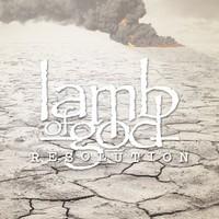 Lamb Of God - Borító, tracklista és egy új dal