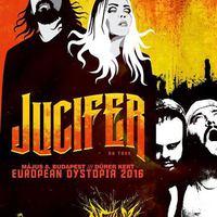 Ismét Budapestre érkezik az idén 23 éves, amerikai gyilkológép, a JUCIFER!
