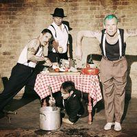 A Red Hot Chili Peppers feldolgozás EP-t jelentet meg május 1-jén a Rock And Roll Hall Of Fame-es beiktatásuk alkalmából