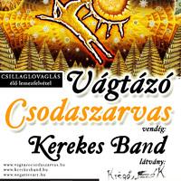 Kerekes Band és Vágtázó Csodaszarvas a hajón [KONCERTAJÁNLÓ]