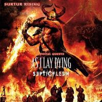 Amon Amarth és As I Lay Dying 2011. november 21-én Budapesten!