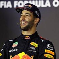 Egy kis sport: Daniel Ricciardo a metalt kamázza'