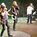 Robert Plant és Brian Johnson egy színpadon - Ráadásul mindez Paul Rodgersszel