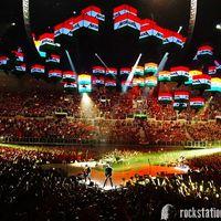 Hivatalos videó készült a Metallica budapesti koncertjének egy szeletéről