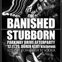 Afterparty is lesz a Parkway Drive koncertje után