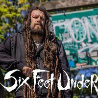 Six Feet Under: öt zenekaros koncert a Dürer Kertben