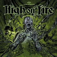 Slave The Hive - Új High On Fire-dal