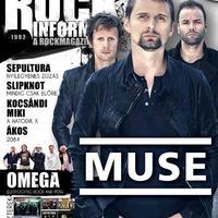 Megjelent a Rockinform október-novemberi száma!
