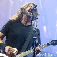 Egy Foo Fighters koncerten bármi megtörténhet!