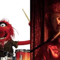 Dave Grohl a Muppet Showba megy