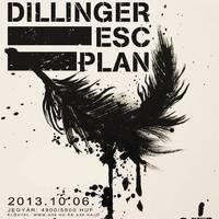 Gépként darálni: The Dillinger Escape Plan, Circles, Maybeshewill, @ A38 Hajó, 2013.10.06.