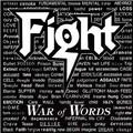 Albumsimogató: Fight – War Of Words (Epic Records, 1993)