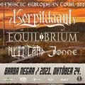 KORPIKLAANI & EQUILIBRIUM: különleges vendégekkel készül folk metal est októberben a Barba Negrában!