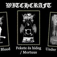 WITCHCRAFT - új kazetta kiadványok