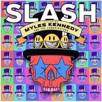 Slash feat. Myles Kennedy & The Conspirators - Living the Dream (Snakepit Records/Roadrunner Records, 2018)