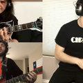 Együtt játszotta a Rush klasszikusát Charlie Benante, Alex Skolnick és Roberto