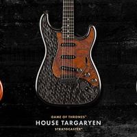 Westerosi Fenderek Földi Bárdok Kezében - Trónok Harca Signature Szériát gyártott a Fender Custom Shop!