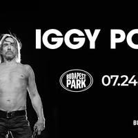 A legenda visszatér – Iggy Pop a Budapest Parkban!