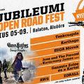 Lelepleződtek a jubiláló Open Road Fest titkai