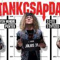 Legyen Mindig Péntek - tripláz a Tankcsapda a Budapest Parkban