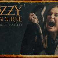 Straight To Hell - Itt egy bivaly, új dal Ozzy Osbourne-tól, amiben Slash gitározik