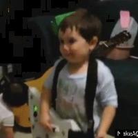 Soha nem lehet elég korán kezdeni a rockzenész életet