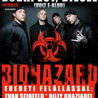 BIOHAZARD : budapesti helyszín és időpont