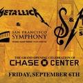 S&M második rész: Újra szimfonikus zenekarral lép fel a Metallica