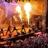 19. Brutal Assault Festival, Josefov erőd, Jaromer, Csehország 3. nap