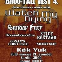 Broo-Tall Fest 4. - Rockmaraton 2010 hivatalos felvezető rendezvénye [KONCERTAJÁNLÓ]