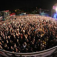 Sajtótájékoztató a Budapest Park Nagyszínpadán, ahol csak a legjobbak állhatnak