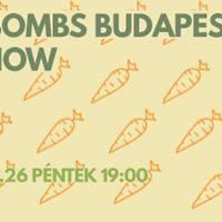 Food Not Bombs Budapest támogatói buli a Müsziben