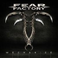 Fear Factory – Borító és dalsorrend