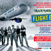 Edforce One : Iron Maiden – Flight 666 (The Movie)