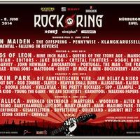 Nézd élőben a Rock Am Ringet