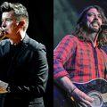 """Folytatódik Rick Astley és a Foo Fighters """"viszonya"""""""