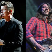 Rick Astley visszaadta a szívességet a Foo Fightersnek