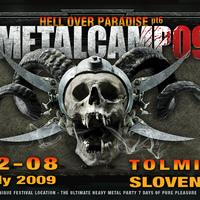 Fesztivál körkép 2009, Metalcamp (Tolmin, Szlovénia)