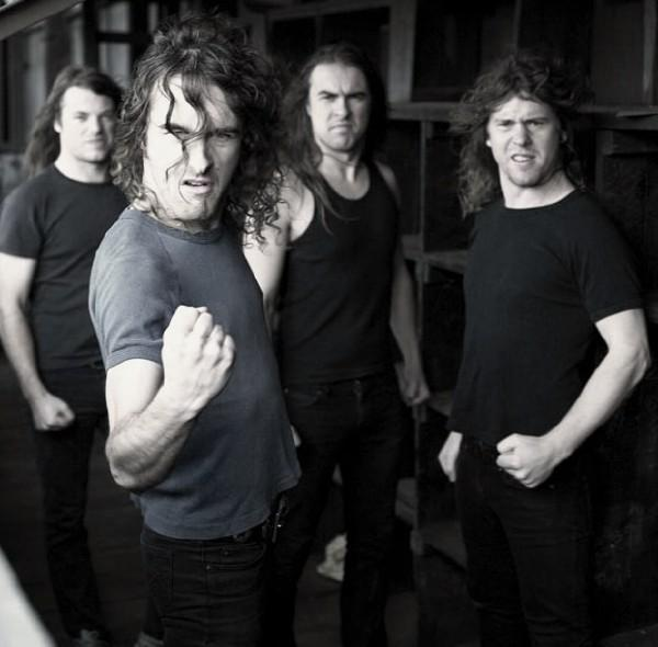 Airbourne - band photo