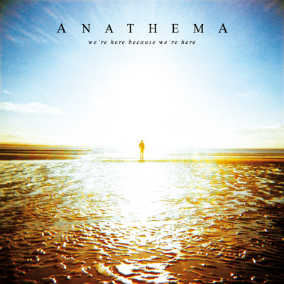 Anathema - We're Here Because We're Here album cover