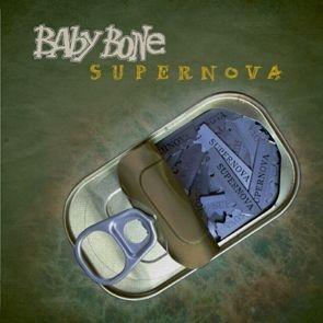 Baby Bone Supernova CD cover