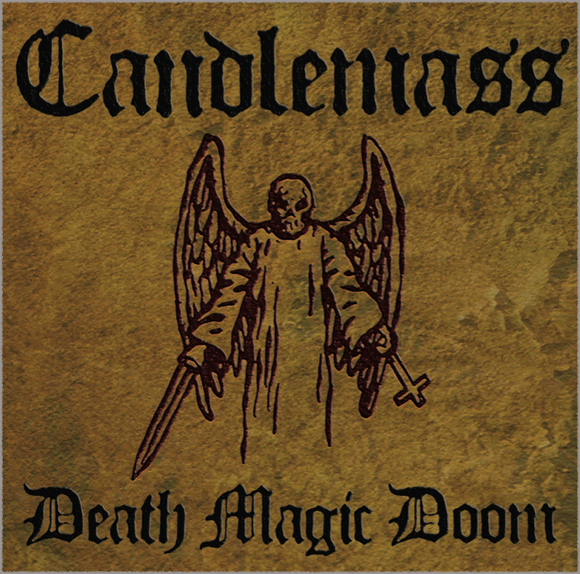 Candlemass Death Magic Doom CD cover