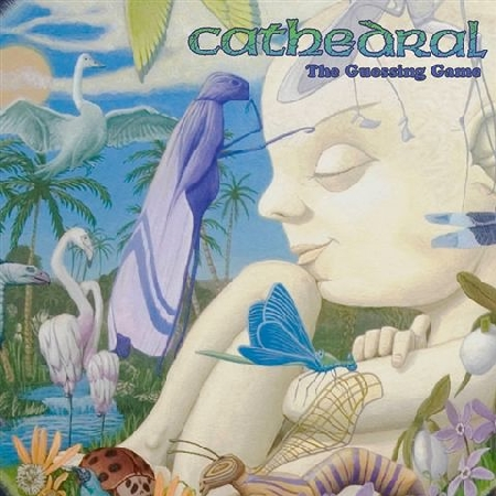 Cathedral - The Guessing Game album cover