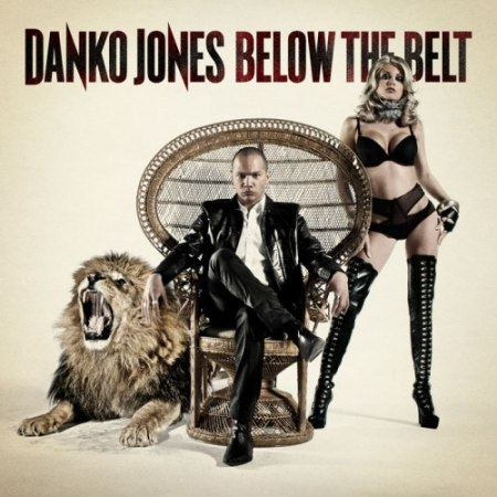 Danko Jones - Below The Belt album cover