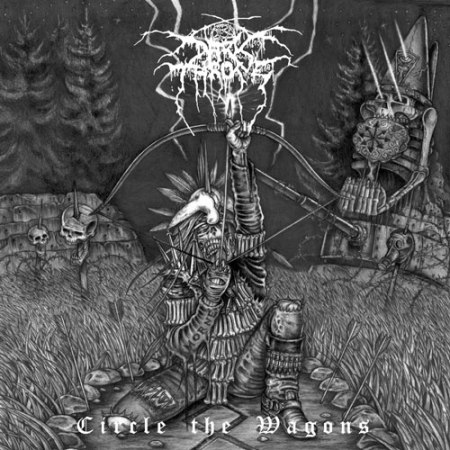Darkthrone - Circle The Wagons album cover