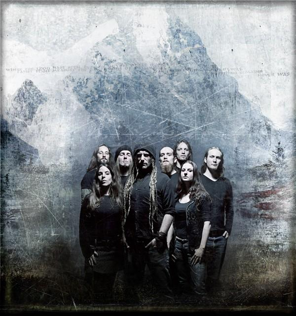 Eluveitie - the Band (2010)