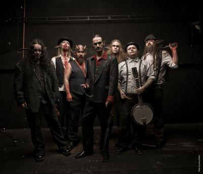 Finntroll band photo (2010)