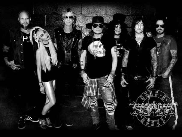 Hard Skool - Friss dal jött a Guns N' Roses-tól!
