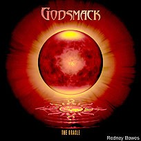 Godsmack - The Oracle album cover